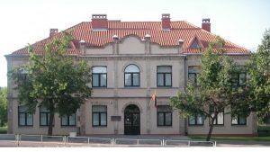 Panevėžio apygardos teismas