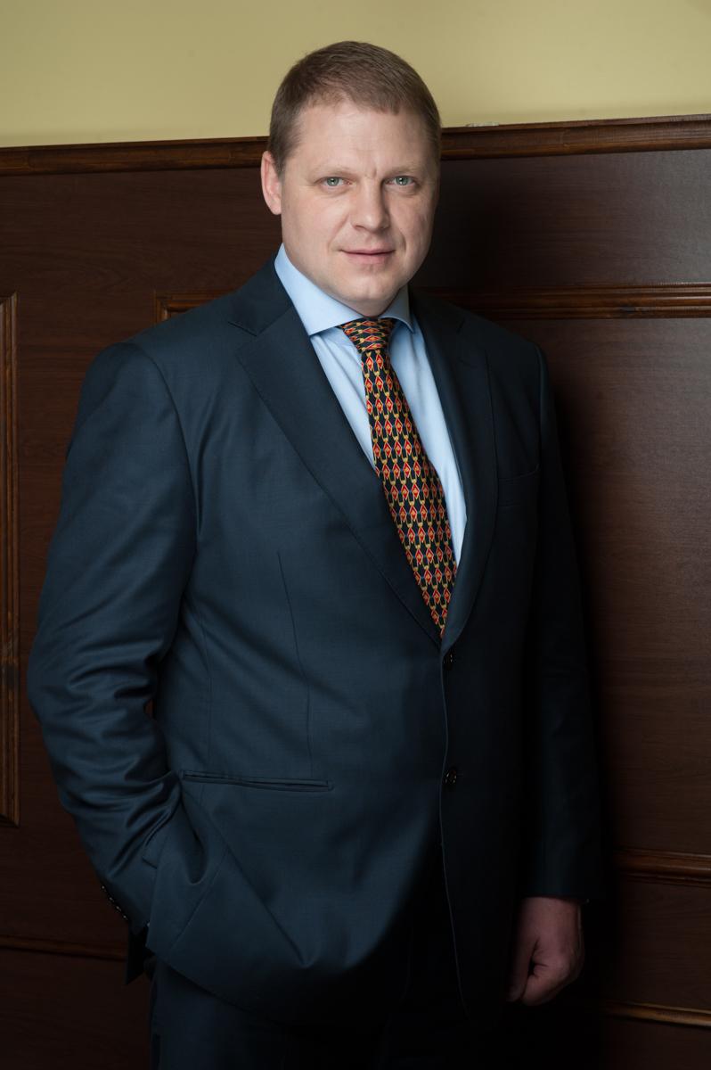 Advokatas Karolis Ušinskas