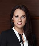 Advokato padėjėja Simona Daunoraitė